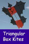 Triangular Box Kites