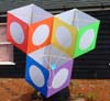 3 Cell Box Kite