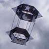 Hexagonal Box Kite